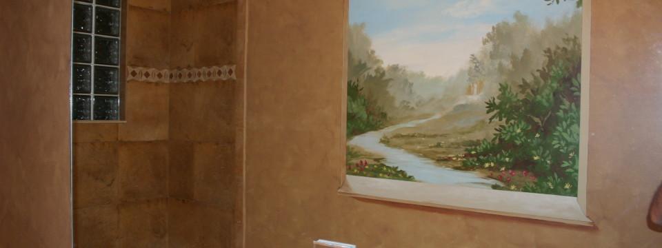 Trompe Loeil Murals