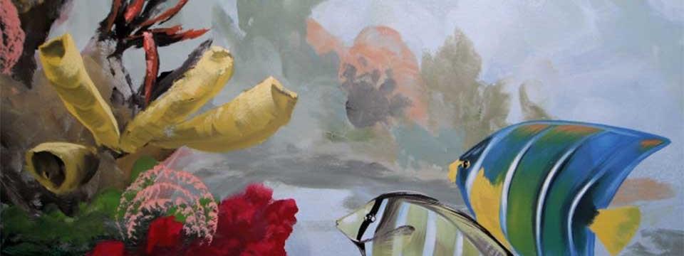 Underwater Murals