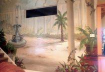 livingroom mural